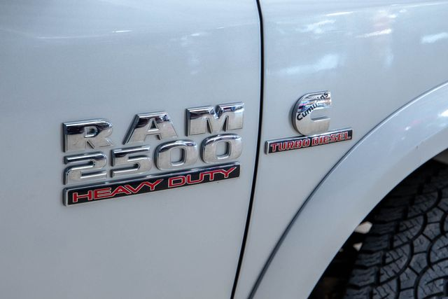 2016 Ram 2500 Laramie SRW 4x4 in Addison, Texas 75001