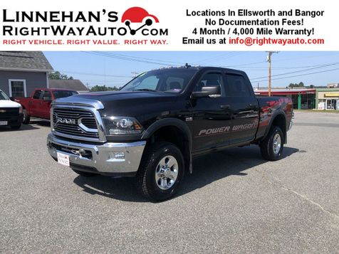2016 Ram 2500 Power Wagon in Bangor