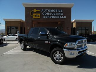 2016 Ram 2500 Laramie Mega cab 4x4 in Bullhead City Arizona, 86442-6452