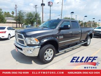 2016 Ram 2500 CREW CAB SLT 4X4 Big Horn in Harlingen, TX 78550