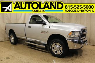 2016 Ram 2500 diesel Reg.Cab 4x4 long bed Tradesman in Roscoe, IL 61073