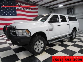 2016 Ram 2500 Dodge SLT 4x4 Diesel Lifted White 20s 1 Owner Low Miles in Searcy, AR 72143