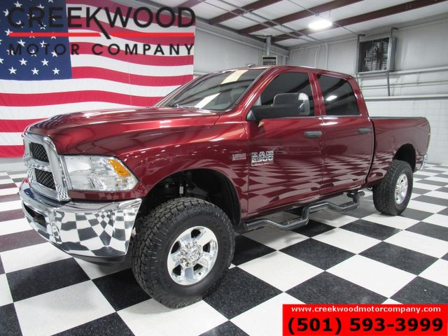 2016 Ram 2500 Dodge Leveled 6.4L Hemi Gas 4x4 Crew Cab Chrome CLEAN in Searcy, AR 72143