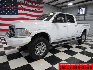 2016 Ram 2500 Dodge Longhorn Limited Laramie 4x4 Diesel Lifted 1 Owner in Searcy, AR 72143