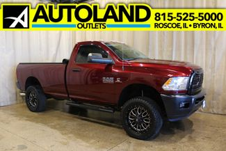 2016 Ram 2500 Long Box 4x4 Diesel Manual Transmisson Tradesman in Roscoe, IL 61073