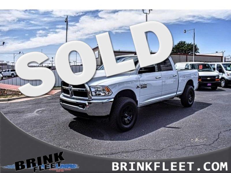 2016 Ram 2500 SLT | Lubbock, TX | Brink Fleet in Lubbock TX