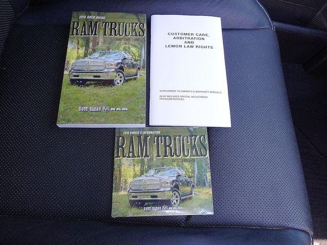 2016 Ram 2500 Laramie Madison, NC 50