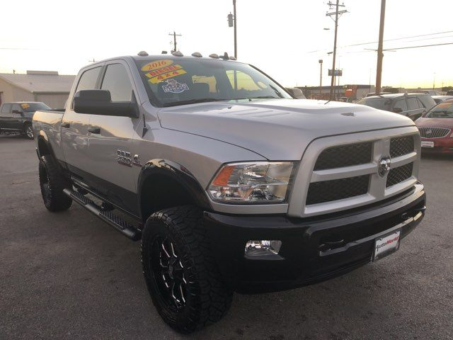 2016 Dodge Ram 2500 4x4 Outdoorsman in Marble Falls TX, 78654