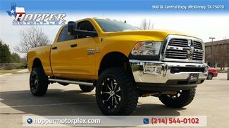 2016 Ram 2500 Big Horn LIFT/CUSTOM WHEELS AND TIRES in McKinney, Texas 75070