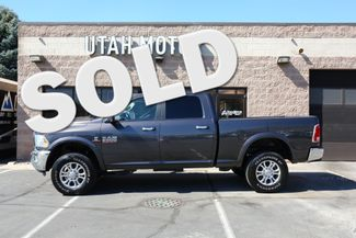 2016 Ram 2500 Laramie | Orem, Utah | Utah Motor Company in  Utah