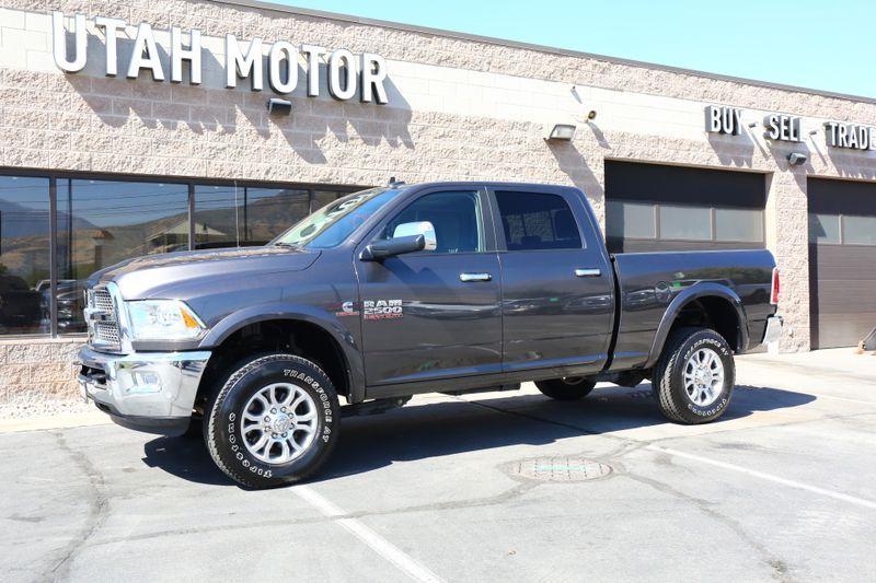 2016 Ram 2500 Laramie Orem Utah Motor Company In