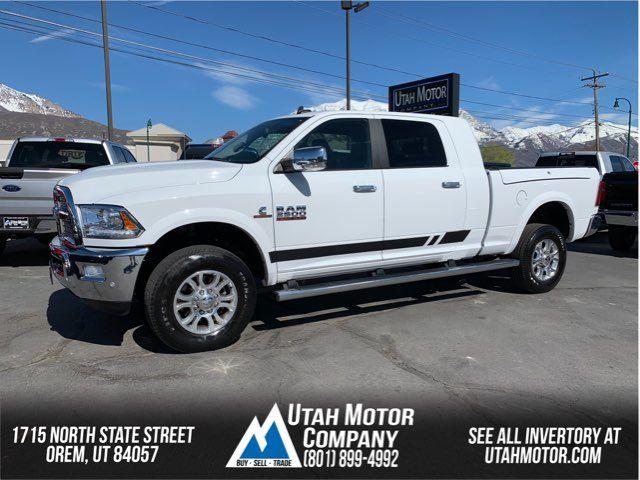 2016 Ram 2500 Laramie   Orem, Utah   Utah Motor Company in  Utah