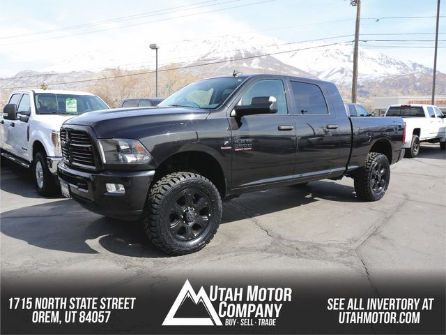 2016 Ram 2500 Big Horn in Orem, Utah 84057