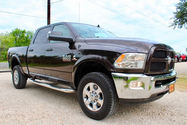 2016 Ram 2500 Outdoorsman Crew Cab 4X4 6.7L Cummins Diesel Auto in Sealy, Texas 77474