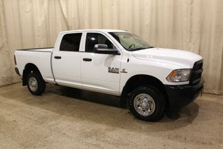 2016 Ram 2500 manual 4x4 Diesel Tradesman in Roscoe IL, 61073