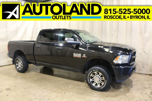 2016 Ram 2500 Tradesman 4x4 Diesel 6 speed manual