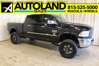 2016 Ram 2500 Laramie BLACK WIDOW 4x4 Diesel in Roscoe, IL 61073