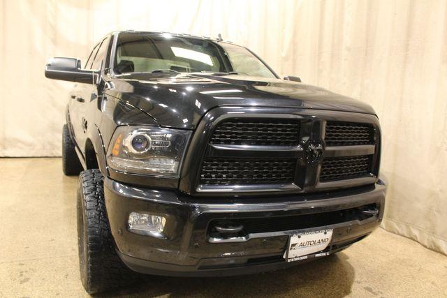 2016 Ram 2500 Laramie 4x4 Diesel Manual 6 speed in Roscoe, IL 61073