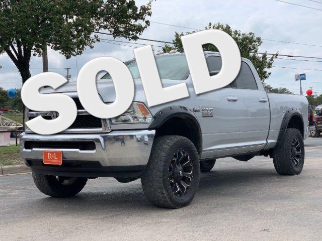 2016 Ram 2500 SLT in San Antonio, TX 78233
