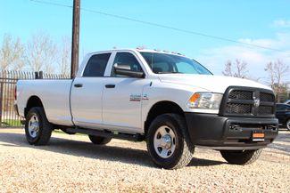 2016 Ram 2500 Tradesman Crew Cab 4X4 6.7L Cummins Diesel Auto Sealy, Texas 2