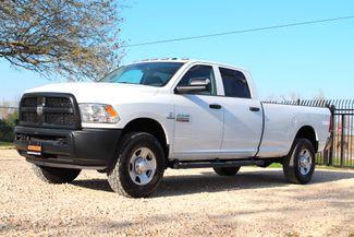 2016 Ram 2500 Tradesman Crew Cab 4X4 6.7L Cummins Diesel Auto Sealy, Texas 4