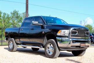 2016 Ram 2500 Tradesman Crew 4X4 6.7L Cummins Diesel Auto Sealy, Texas 1