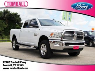 2016 Ram 2500 Lone Star in Tomball, TX 77375