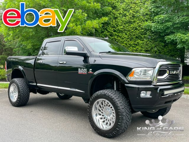 2016 Ram 3500 4x4 6.7l Cummins Diesel LIMITED LIFTED ON 37'S LOADED in Woodbury, New Jersey 08093