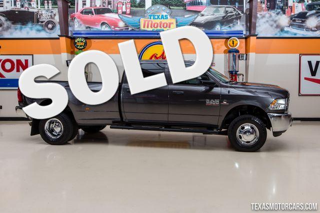 2016 Ram 3500 Tradesman DRW 4X4