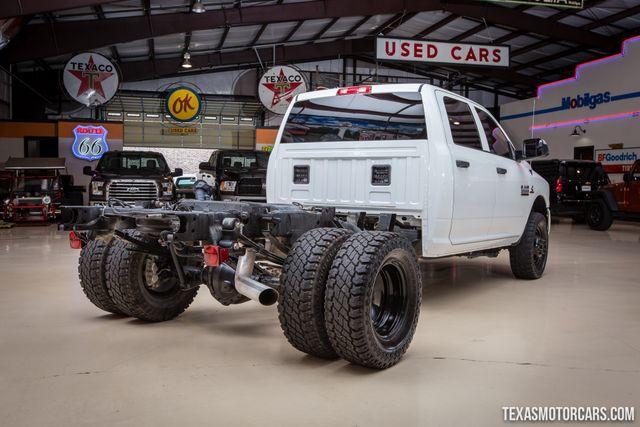 2016 Ram 3500 Tradesman 4X4 Chassis in Addison Texas, 75001