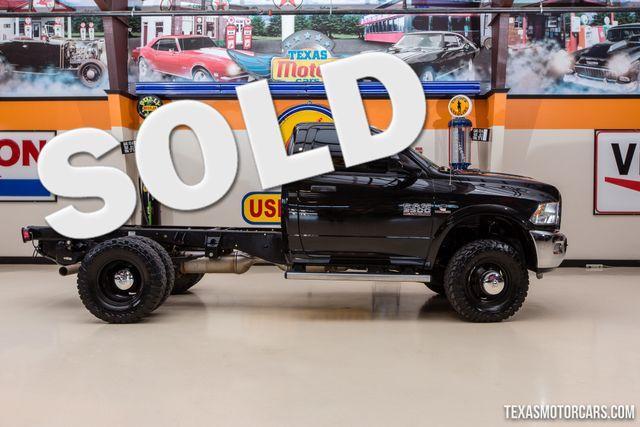2016 Ram 3500 Tradesman 4X4 Dually Chassis