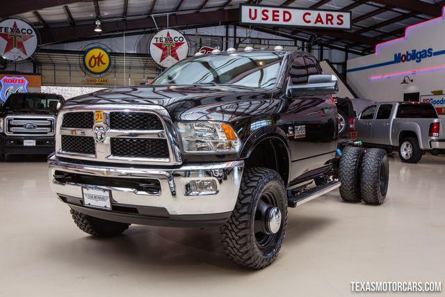 2016 Ram 3500 Tradesman 4X4 Dually Chassis in Addison, Texas 75001
