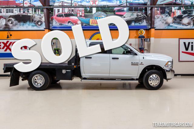 2016 Ram 3500 SLT 4X4 Flatbed