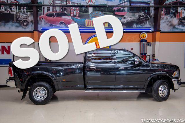 2016 Ram 3500 Laramie DRW 4X4