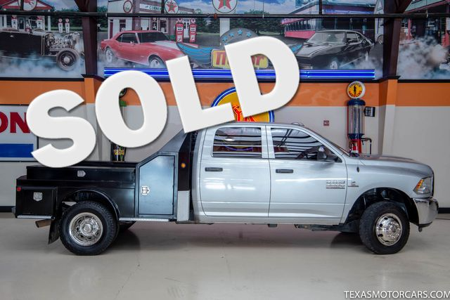 2016 Ram 3500 DRW Tradesman 4x4