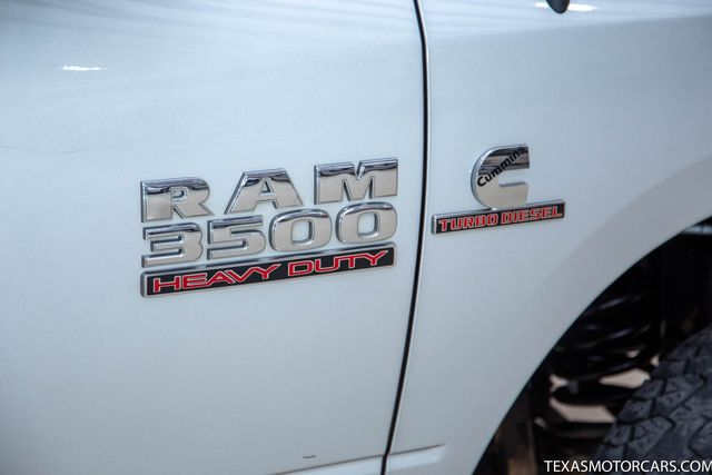 2016 Ram 3500 DRW Tradesman 4x4 in Addison, Texas 75001