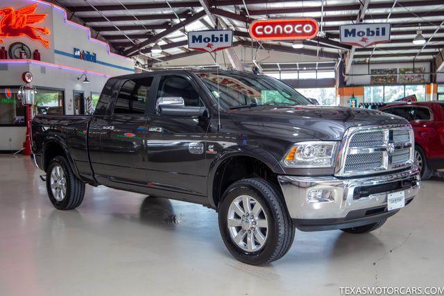 2016 Ram 3500 Longhorn SRW 4x4 in Addison, Texas 75001