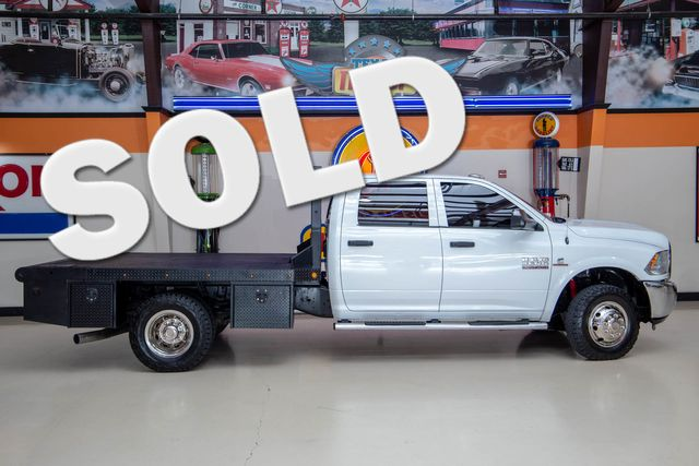 2016 Ram 3500 Tradesman 4x4