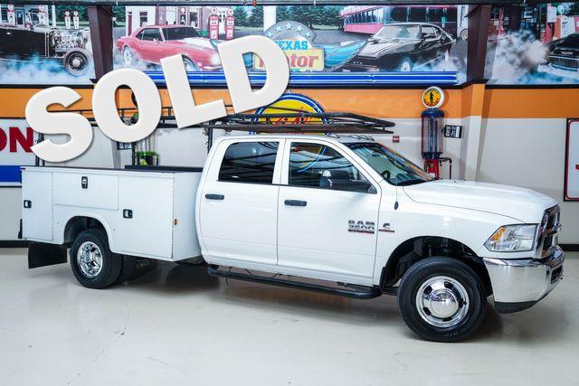 2016 Ram 3500 Tradesman DRW 4x4 in Addison, Texas 75001