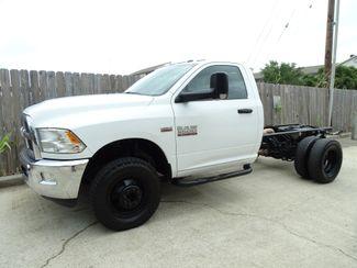 2016 Ram 3500 Cab/Chassis Tradesman 6.4L Corpus Christi, Texas