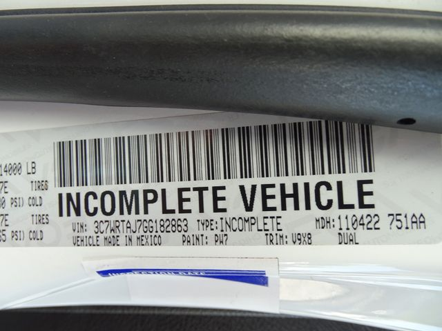 2016 Ram 3500 Cab/Chassis Tradesman 6.4L Corpus Christi, Texas 29