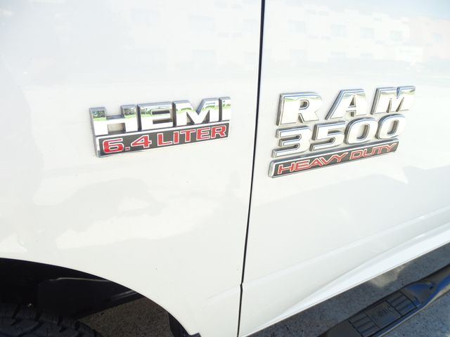 2016 Ram 3500 Cab/Chassis Tradesman 6.4L Corpus Christi, Texas 8