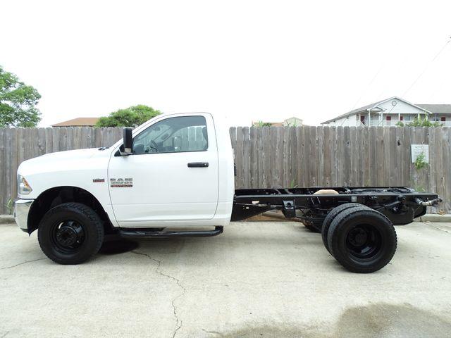 2016 Ram 3500 Cab/Chassis Tradesman 6.4L Corpus Christi, Texas 4