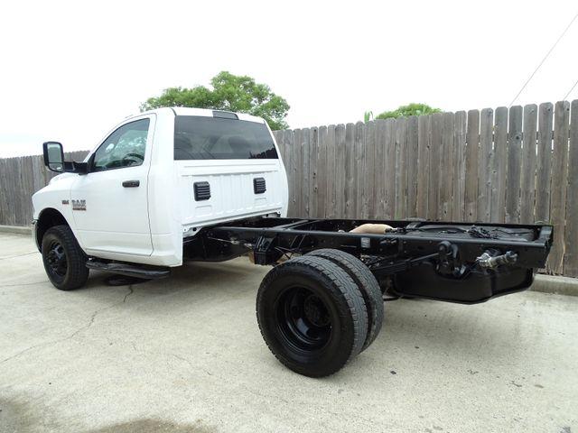 2016 Ram 3500 Cab/Chassis Tradesman 6.4L Corpus Christi, Texas 2