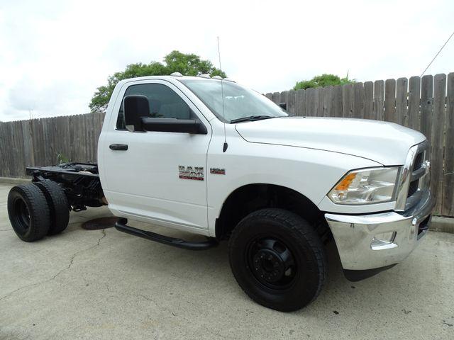 2016 Ram 3500 Cab/Chassis Tradesman 6.4L Corpus Christi, Texas 1