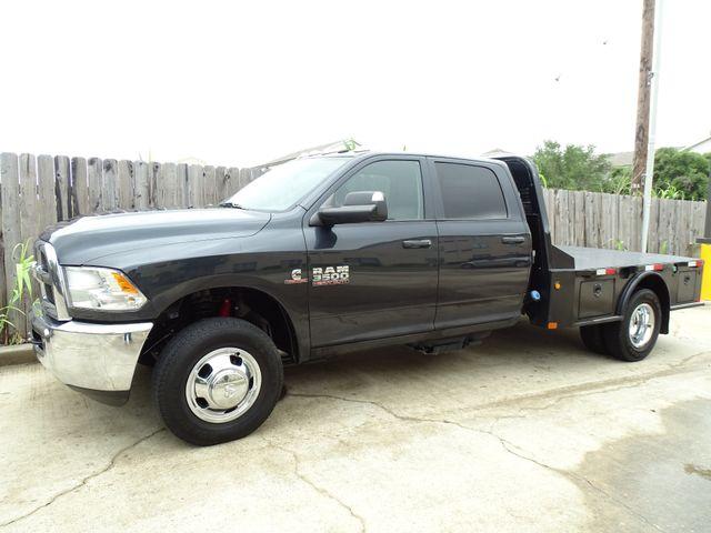 2016 Ram 3500 Tradesman Flatbed 6.7L Cummins Corpus Christi, Texas 0