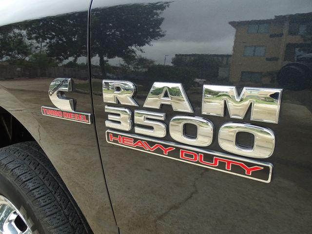 2016 Ram 3500 Tradesman Flatbed 6.7L Cummins Corpus Christi, Texas 9