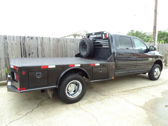2016 Ram 3500 Tradesman Flatbed 6.7L Cummins Corpus Christi, Texas 3