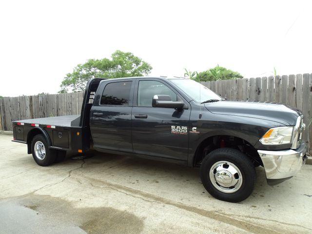 2016 Ram 3500 Tradesman Flatbed 6.7L Cummins Corpus Christi, Texas 1