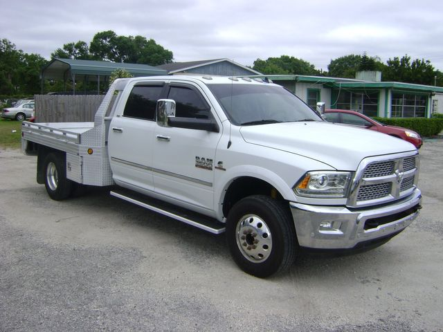 2016 Ram 4wd 3500 CREW CAB Laramie in Fort Pierce, FL 34982